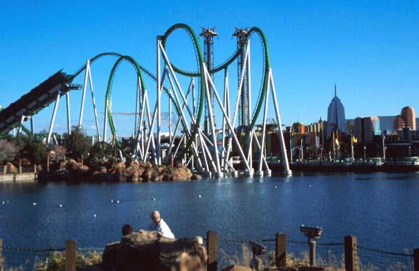 Disfruta en familia del Parque Universal Studios en Hollywood