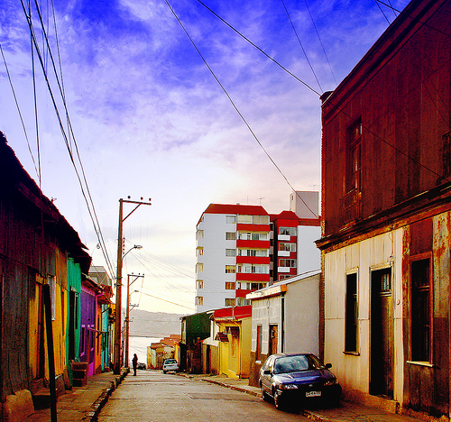 Valparaíso, ciudad de colores 6
