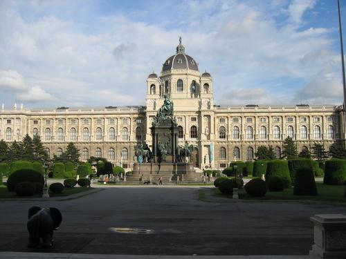 Viena la ciudad de las artes