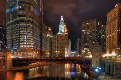 Diez sitios que visitar en Chicago