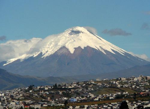 Visita Ecuador, el corazón de los Andes 5