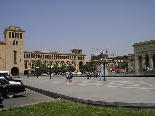 Ereván, historia por los cuatro costados 4