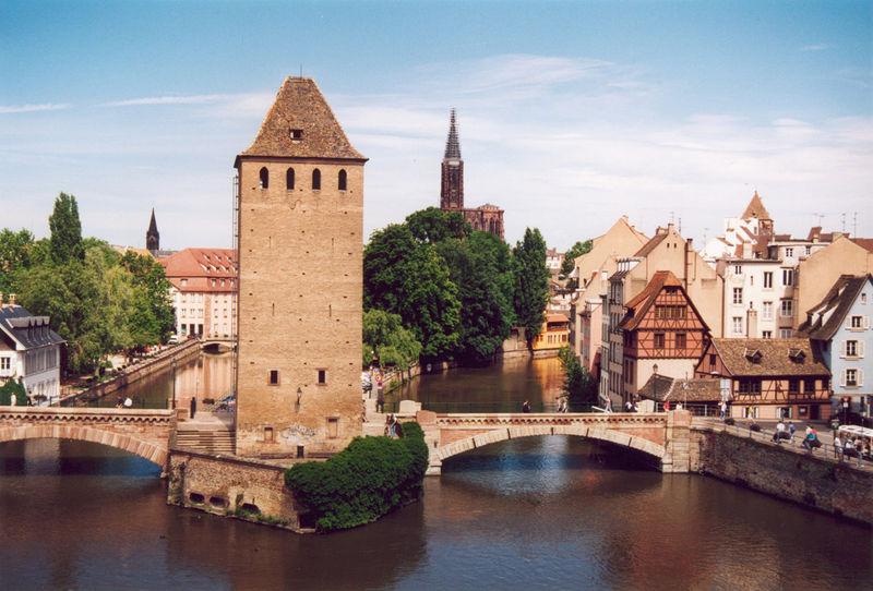 Estrasburgo, la más bella Edad Media francesa 4