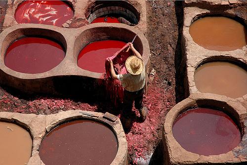 Fez, ciudad de colores y olores 1