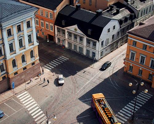 Helsinki, de menos a más 7