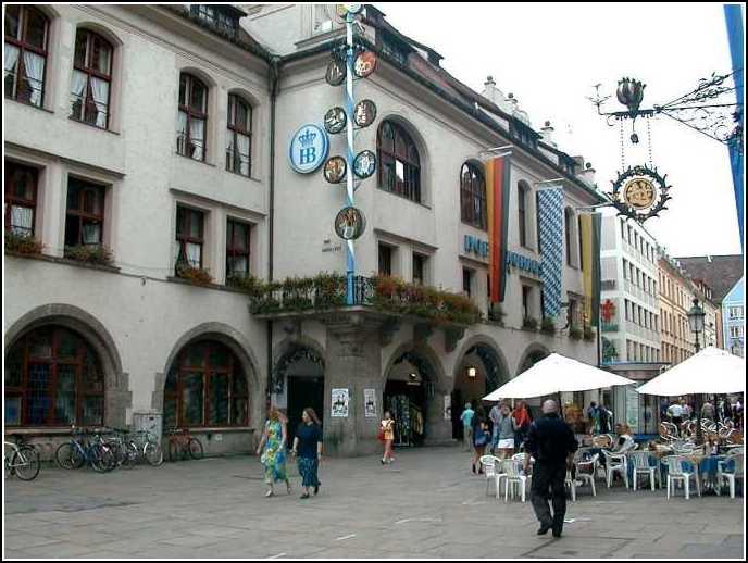 La Ruta del Tercer Reich de Hitler en Munich  4