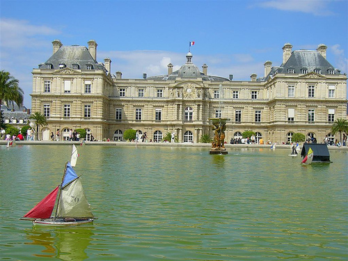 Parques y Jardines en París 3