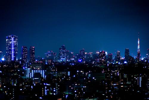 Tokio es otra historia