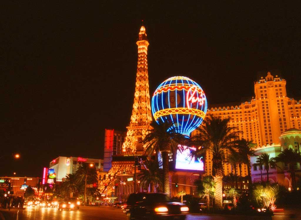 Tentar a la suerte en Las Vegas…con poco dinero. 2