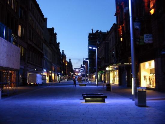 Disfruta del West End de Glasgow, animación sin límites