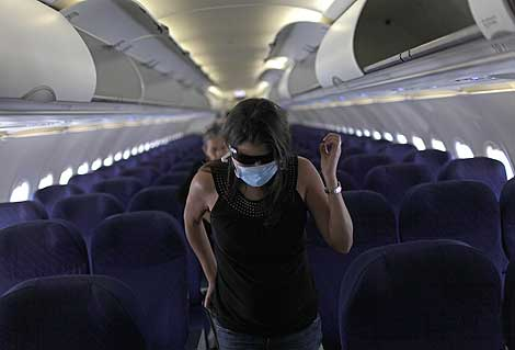 Experiencia en Mexico con la gripe porcina