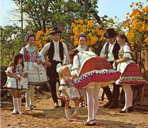 Folklore en Bujak