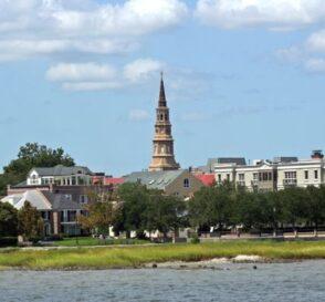 Charleston, la mejor ciudad para pasear en Estados Unidos 1