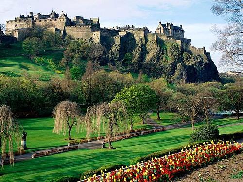 Ven a conocer Escocia...