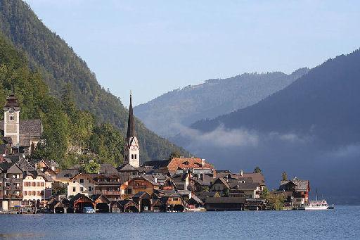 Hallstatt, Patrimonio Mundial de la UNESCO en Austria
