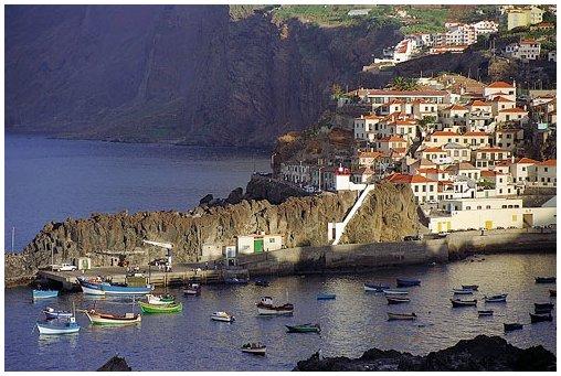 Senderismo en la isla de Madeira 5