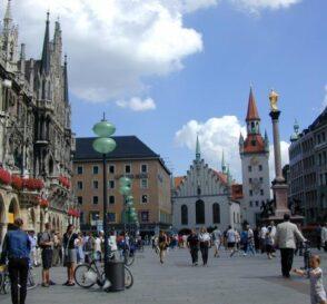 Un fin de semana en el centro histórico de Munich 2