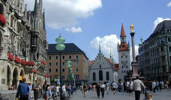 Un fin de semana en el centro histórico de Munich 13