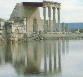 La antigua ciudad de Mileto en Turquía 2