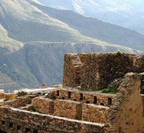 La histórica ciudad inca de Ollantaytambo en Perú 3