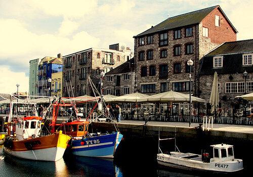 Reino Unido: Vacaciones en Plymouth 5