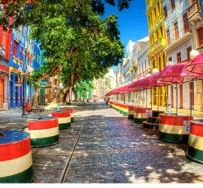 Un paseo por el centro histórico de Recife en Brasil 3