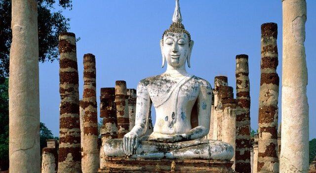Sukhothai, la capital del primer reino independiente tailandés 3