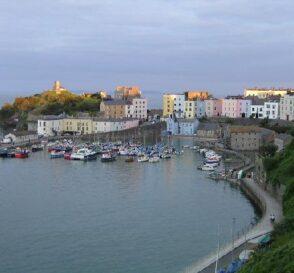 Tenby, la ciudad más turística de Gales 2