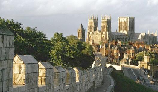 Conoce la Edad Media en la ciudad inglesa de York