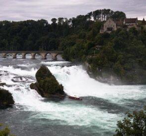 Las Cataratas del Rhin en Suiza 3