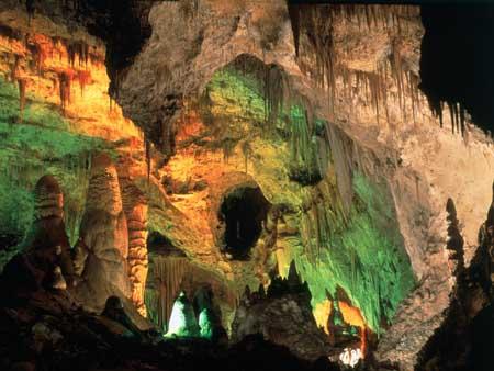 Cuevas y cavernas en un ecoturístico Brasil 4