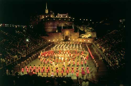 Los cinco mejores festivales de Edimburgo