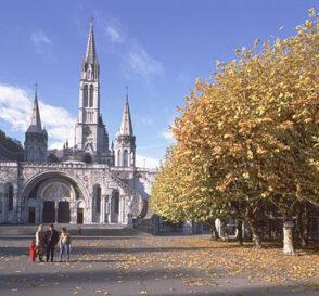 Una visita al milagro de Lourdes 2