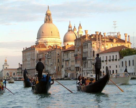 La Venecia única y diferente