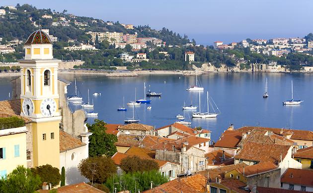 Vacaciones en la Costa Azul francesa