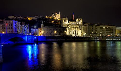 Lyon, un lujo para todos los sentidos