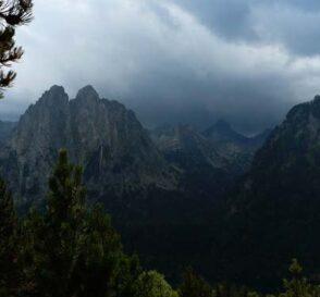 El Parque Nacional de los Pirineos en Francia 1