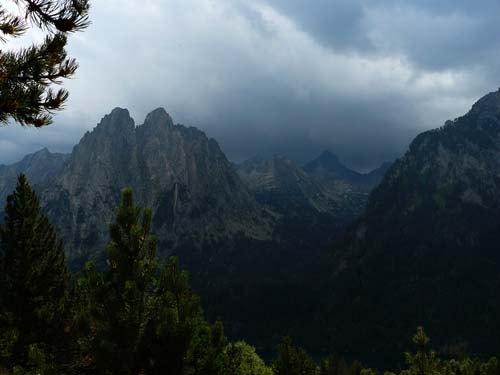 El Parque Nacional de los Pirineos en Francia