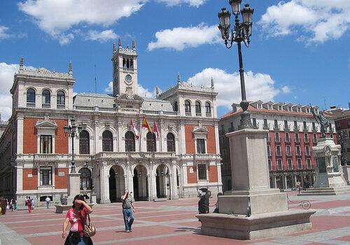 El centro histórico de Valladolid 8