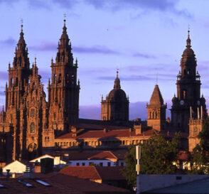 Visita Santiago de Compostela 1