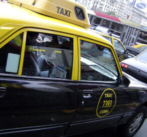 Transportes públicos en Buenos Aires 1