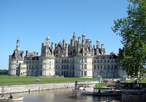 Visita en un solo día a los Castillos del Loira en París 2
