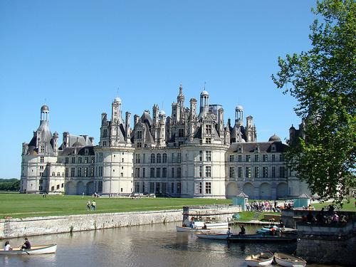 Visita en un solo día a los Castillos del Loira en París