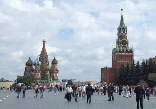 Un fin de semana en Moscú 7