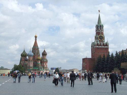 Un fin de semana en Moscú