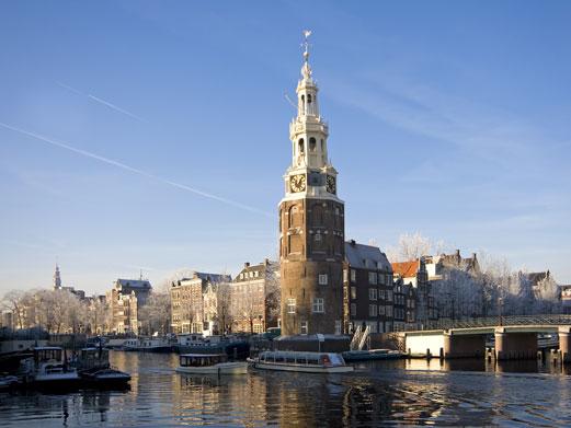 Cruceros en Amsterdam