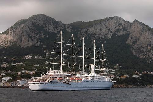 Destinos para un crucero por el Mediterráneo