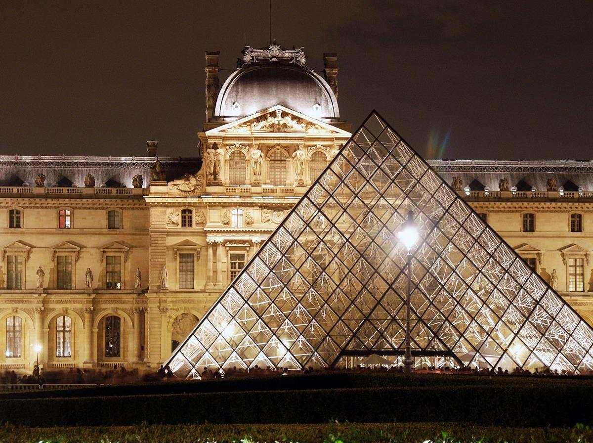 El museo de Louvre
