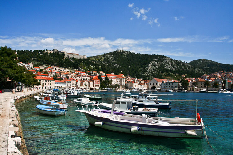 Isla de Hvar, la pequeña Ibiza de Croacia