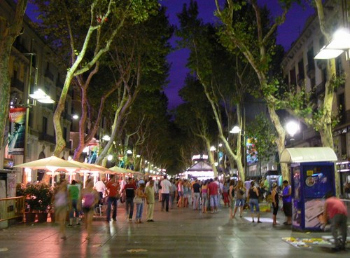 Cinco visitas imprescindibles en Barcelona